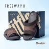 **พร้อมส่ง** FitFlop FREEWAY II : Chocolate : Size US 11 / EU 44