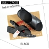 * NEW * FitFlop : Lulu Cross Back-Strap : Black : Size US 7 / EU 38