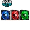 "FAN for Case 12cm. (Black) ""Cooler Master"" LED ( SickleFlow X ) SXDP"