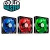 """FAN for Case 12cm. (Black) """"Cooler Master"""" LED ( SickleFlow X ) SXDP"""