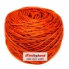 เส้นฝ้ายอินโด รหัสสี 08 สีส้มอมแดง