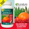 TruNature-Prostate Health Complex 250เม็ด ลดอาการต่อมลูกหมากโต,ปัสสาวะลำบาก (สูตรใหม่ เพิ่มCranberry50mg ฆ่าเชื้อในทางเดินปัสสาวะ (มีเยอะค่ะ exp.02/2020)