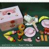 ชุดน้ำชาหวานแหวว Sweet Coffee Set