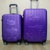 กระเป๋าล้อลากโพลี่คาบอนเนต ล้อหมุน 360 ํ (ส่งฟรีพัสดุธรรมดา / ems. ใบละ 150 บ.)
