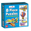 Creative Educational Aids - 8 Pieces Puzzles