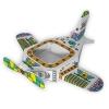 บ้านกระดาษศิลปินน้อย Little Play House ลาย Little Aeroplane