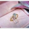 แหวน gold plated 5microns