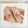 FITFLOP : Strobe Slide : Dusky Pink : US 6 / EU 37