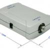 กล่องแปลงสัญญาณ ดิจิตอล Coaxial (S/PDIF) เป็น Optical (Toslink)
