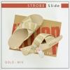 FITFLOP : Strobe Slide : Gold Mix : US 6 / EU 37