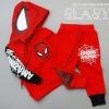 เสื้อกันหนาวเด็ก ลาย Spider Man ไซส์ 90 100 110 120 130