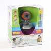 WebCam OKER (183) Black / Orange