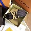 เข็มขัด Louis Vuitton ท็อปมิลเลอร์ 1:1 สายสีน้ำตาลกว้าง 1.5นิ้ว หัวสีทอง