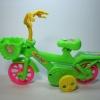 จักรยานเชือกดึง สีเขียว