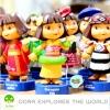 Dora /โดร่า แต่งชุดนานาชาติ