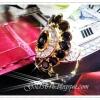 แหวนนิล /gold plated 5microns