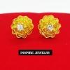 Inspire Jewelry ต่างหูงานแฟชั่น ต่างหูการะเกตุ บุุพเพสันนิวาส สำหรับใส่กับชุดไทย ผ้าฝ้าย ผ้าไทยทุกชนิด หรือใส่เล่นได้กับทุกชุด พร้อมถุงกำมะหยี่