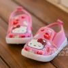 รองเท้าผ้าใบเด็ก ลาย kitty 16-21