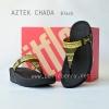 SALE :: Size US 5 / EU 36 *พร้อมส่ง* FitFlop Aztek Chada : Black