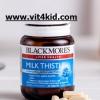 Blackmores Milk Thistle 42เม็ด คอร์สล้างพิษ14วัน+ฟื้นฟูเซลล์ตับ14วัน ด้วยสมุนไพรตะวันตกที่ใช้มากว่า100ปี ได้ผลดีมาก (ขายดี exp.10/2021)