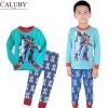 ชุดนอนเด็ก Caluby ลาย Transformers (นุ่มสบาย) 2Y-7Y