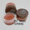 MMUMANIA Pot Rouge สี Feminine ลิปสติกเนื้อแมท สีส้มนู้ดอมน้ำตาล