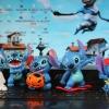 Stitch -โมเดลสติช ชดฮาโลวีน