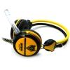 "HeadSet+Mic ""NUBWO"" (040) Yellow"