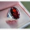 แหวนพลอย เนื้อเงิน silver plated