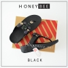 * NEW * FitFlop : Honeybee : Black : Size US 6 / EU 37