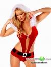 ชุดซานตาครอสสาวเซ็กซี่