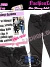 ไซส์40 เอาใจสาวอวบ #สกินนี่เอวสูงที่กำลังฮิต# PB583 HighwaistJeanSkinnyกางเกงสกินนี่เอวสูงเก็บหน้าท้องดีสวยผ้าสกินนี่ยืด สีดำ