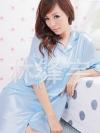 ชุดนอนน่ารักสีฟ้า