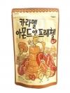 Pre Order / Caramel Almond & Pretzels Almond Nuts 210g