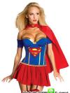 ชุด super girl ชุดวันเดอร์เกิร์ล