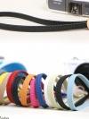 Pre Order / Vivid Jelly 12 color wrist strap TF026_38HS