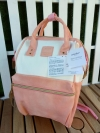 """พร้อมส่ง / กระเป๋าเป้ anello bag Size : 12"""""""