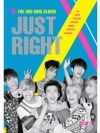Pre Order / GOT7 - 3rd Mini Album / Just Right