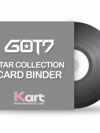 Pre Order / GOT7 - STAR CARD BINDER (Limited Edition)