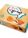 พร้อมส่ง / ขนมรูปปลาจากเกาหลี พุงออปัง สอดไส้ครีมชอกโกแลตถั่วแดง คล้ายยูโรคัสตาร์ด แต่ไส้เยิ้มกว่าและอร่อยกว่ามากกกกก เวลาทานจะหนึบหนับหนึบหนับ 1กล่องมี 8ชิ้น