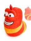 Pre Order / ตุ๊กตาหนอนน้อยหรรษา Larva ขนาด 35 CM สีแดง