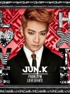 Pre Order / Jun. K : 1st Mini Album - LOVE & HATE