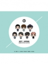Pre Order / GOT7 - GOTOON MOUSE PAD