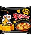 Pre Order / มาม่าเกาหลีเผ็ด ซองสีดำไก่เผ็ด 1 แพค มี 4+1