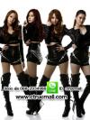 ชุดนักร้องเกาหลีวงราเนีย ชุดนักร้อง ชุดแดนเซอร์ ชุดแฟนซีเกาหลี ชุดคอสเพลย์ ชุดเกิร์ลกรุ๊ปเกาหลี