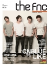 พร้อมส่ง / The FNC MAGAZINES : CNBLUE [4,000 Limited] + DVD
