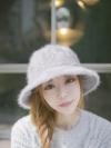 Pre Order / bunny bucket hat