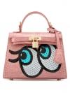 Pre Order / กระเป๋า Playnomore SHY GIRL indi pink นำเข้าจากเกาหลี