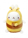 Pre Order / ตุ๊กตา MOLANG honey bee (25 cm)