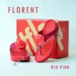 **พร้อมส่ง** FitFlop Florent : Rio Pink : Size US 6 / EU 37